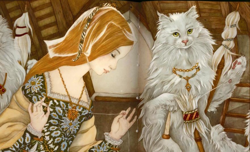 Ilustración de Adrienne Ségur