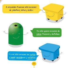 Creación de mascotas basura