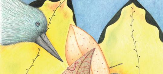 Ilustración para proyecto de la escritora María Teresa Arias