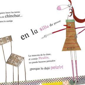 Maquetación del Álbum Ilustrado de Legua Editorial ilustrado por Anna Laura Cantone