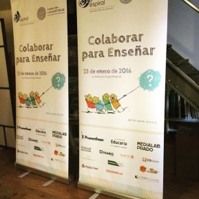 Diseño de roll-ups para Fundación Colegio Base