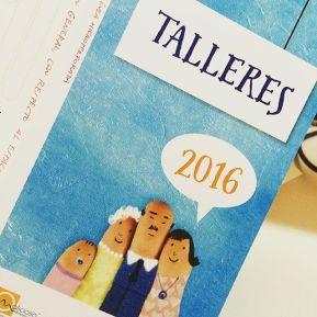 Portadas de folletos para Ayuntamientos