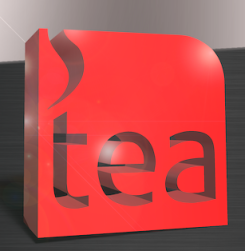 Desarrollo 3D del logo